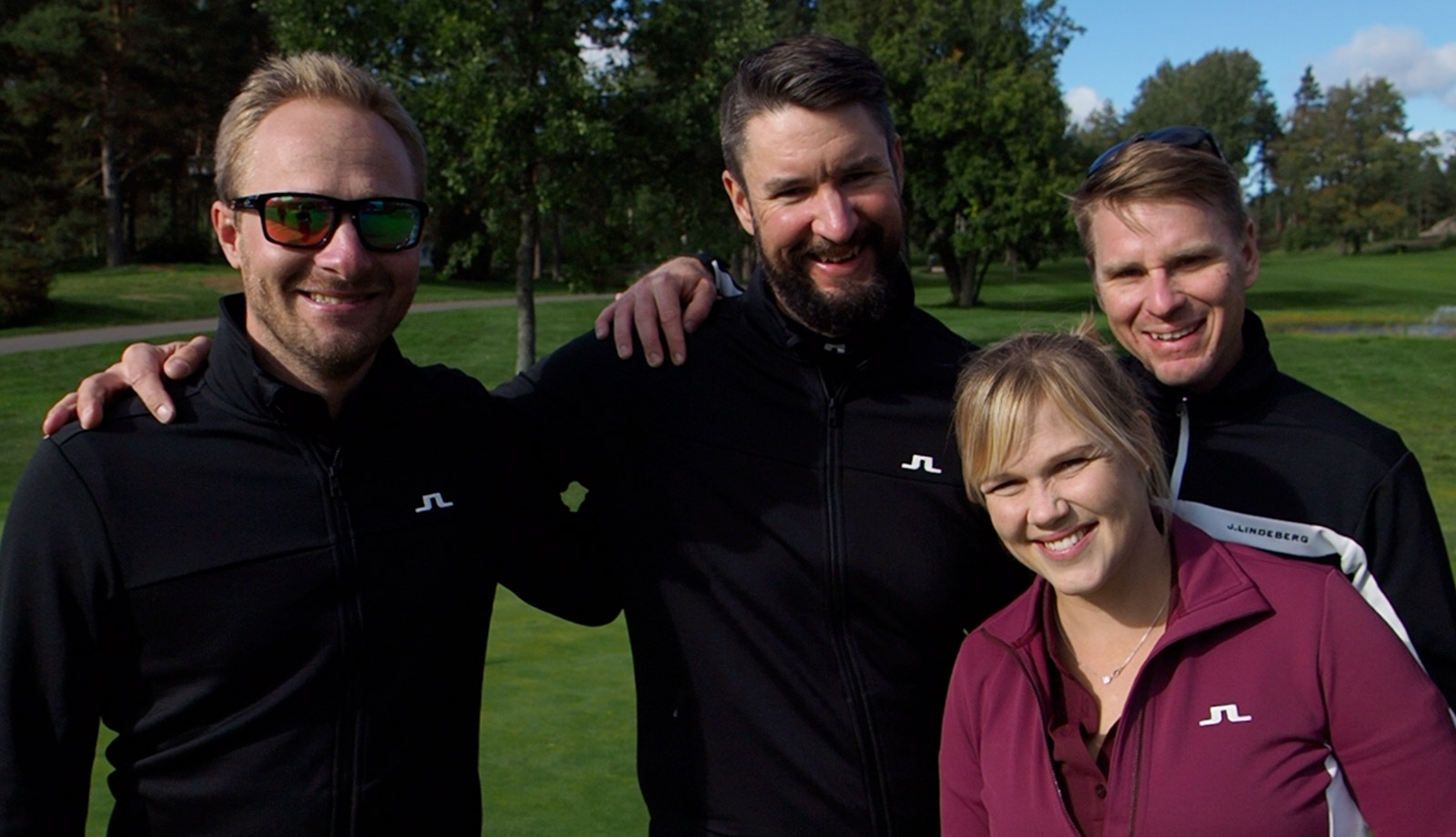 Minni & Roope Golf School